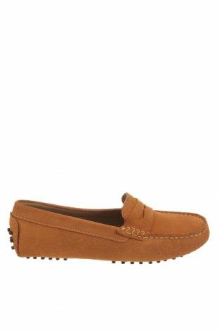 Γυναικεία παπούτσια Charles & Smith, Μέγεθος 38, Χρώμα Κίτρινο, Φυσικό σουέτ, Τιμή 20,06€