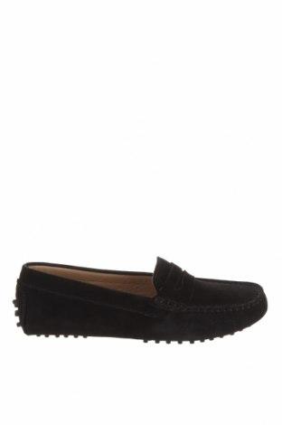 Γυναικεία παπούτσια Charles & Smith, Μέγεθος 38, Χρώμα Μαύρο, Φυσικό σουέτ, Τιμή 20,06€