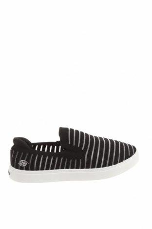Дамски обувки Dockers by Gerli, Размер 37, Цвят Черен, Текстил, Цена 15,03лв.