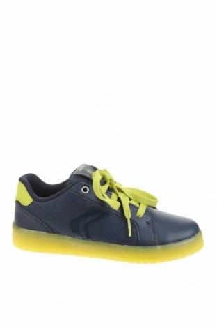 Дамски обувки Geox, Размер 35, Цвят Син, Еко кожа, Цена 134,25лв.