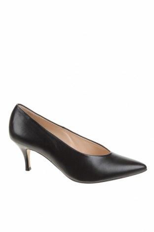Дамски обувки Hogl, Размер 35, Цвят Черен, Естествена кожа, Цена 63,25лв.