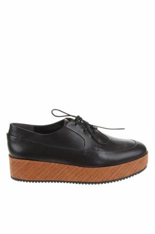 Дамски обувки Hogl, Размер 39, Цвят Черен, Естествена кожа, Цена 114,72лв.