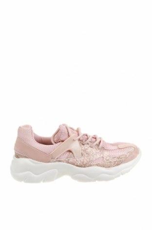 Γυναικεία παπούτσια Lily Loves, Μέγεθος 38, Χρώμα Ρόζ , Δερματίνη, κλωστοϋφαντουργικά προϊόντα, Τιμή 12,14€