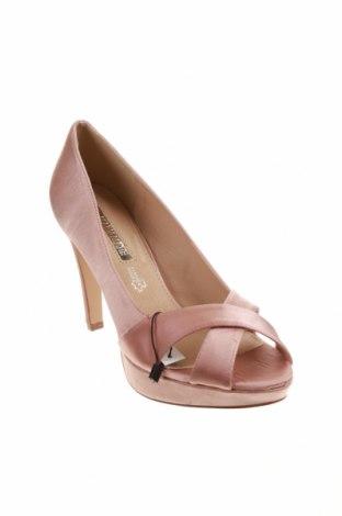 Дамски обувки Maria Mare, Размер 40, Цвят Розов, Текстил, Цена 37,54лв.