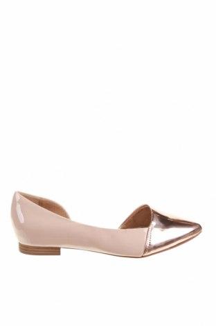 Дамски обувки Maria Mare, Размер 39, Цвят Бежов, Еко кожа, Цена 31,72лв.
