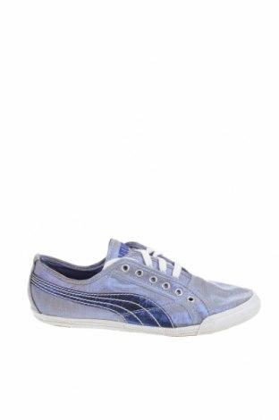 Дамски обувки PUMA, Размер 38, Цвят Син, Текстил, Цена 29,70лв.