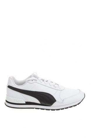 Дамски обувки PUMA, Размер 40, Цвят Бял, Естествена кожа, еко кожа, Цена 50,70лв.