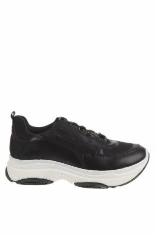 Γυναικεία παπούτσια Primadonna, Μέγεθος 40, Χρώμα Μαύρο, Δερματίνη, κλωστοϋφαντουργικά προϊόντα, Τιμή 28,10€