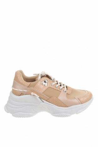 Дамски обувки Raid, Размер 41, Цвят Бежов, Еко кожа, текстил, Цена 36,38лв.