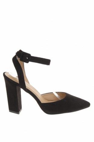 Дамски обувки Raid, Размер 41, Цвят Черен, Текстил, Цена 40,02лв.