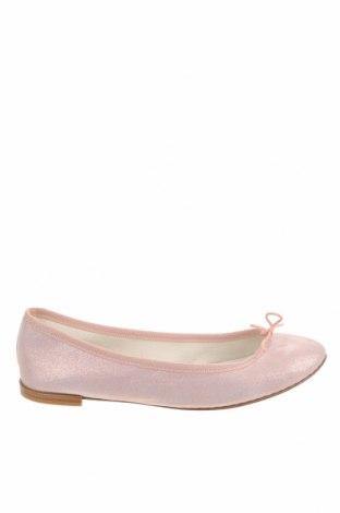 Дамски обувки Repetto, Размер 37, Цвят Розов, Естествен велур, Цена 283,50лв.