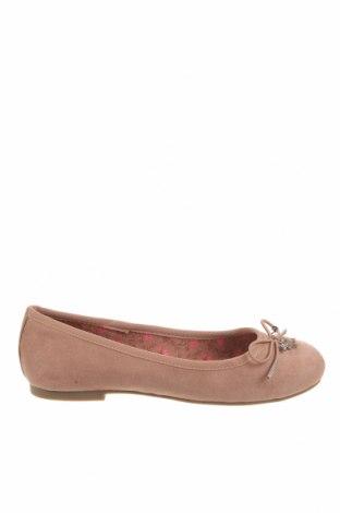 Дамски обувки Tamaris, Размер 36, Цвят Розов, Текстил, Цена 34,50лв.