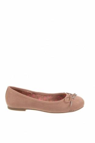 Дамски обувки Tamaris, Размер 37, Цвят Розов, Текстил, Цена 29,00лв.