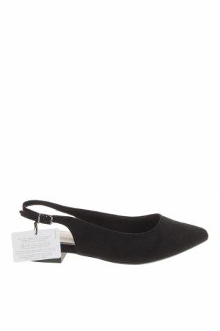 Дамски обувки Tamaris, Размер 37, Цвят Черен, Текстил, Цена 59,25лв.