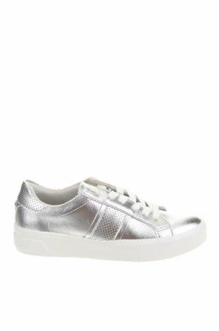 Дамски обувки Tamaris, Размер 37, Цвят Сребрист, Еко кожа, Цена 59,25лв.