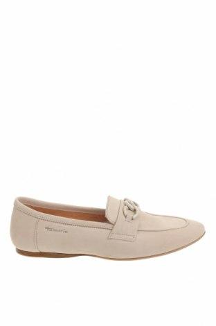 Дамски обувки Tamaris, Размер 40, Цвят Бежов, Естествена кожа, Цена 96,75лв.