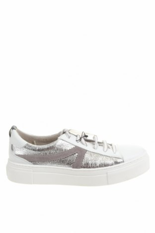 Дамски обувки Tamaris, Размер 41, Цвят Бял, Естествена кожа, Цена 70,95лв.