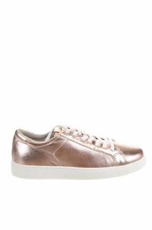 Дамски обувки Tamaris, Размер 38, Цвят Розов, Естествена кожа, Цена 76,45лв.
