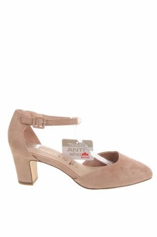Дамски обувки Tamaris, Размер 40, Цвят Розов, Текстил, Цена 45,82лв.