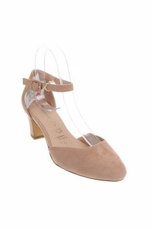 Дамски обувки Tamaris, Размер 37, Цвят Розов, Текстил, Цена 54,00лв.