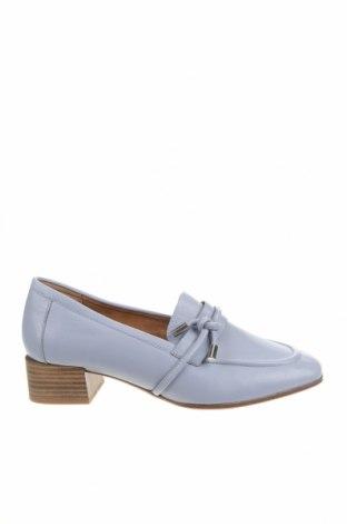 Дамски обувки Tamaris, Размер 40, Цвят Син, Естествена кожа, Цена 70,95лв.