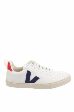Дамски обувки Veja, Размер 38, Цвят Бял, Еко кожа, Цена 171,75лв.