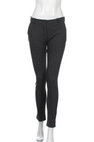Дамски панталон, Размер M, Цвят Сив, 72% вискоза, 25% полиамид, 3% еластан, Цена 6,83лв.