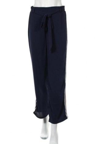 Дамски панталон, Размер S, Цвят Син, Полиестер, Цена 5,39лв.