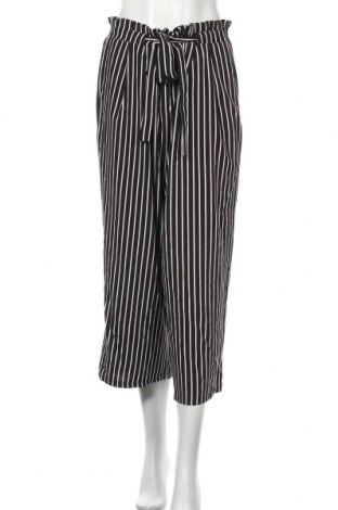 Дамски панталон Ally, Размер L, Цвят Черен, 97% полиестер, 3% еластан, Цена 6,83лв.