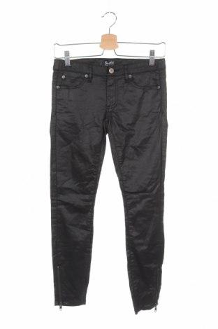 Дамски панталон Bardot, Размер XS, Цвят Черен, 65% памук, 31% полиестер, 4% еластан, Цена 7,14лв.