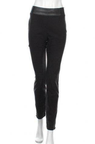 Дамски панталон Biba, Размер L, Цвят Черен, 70% вискоза, 25% полиамид, 5% еластан, Цена 18,27лв.