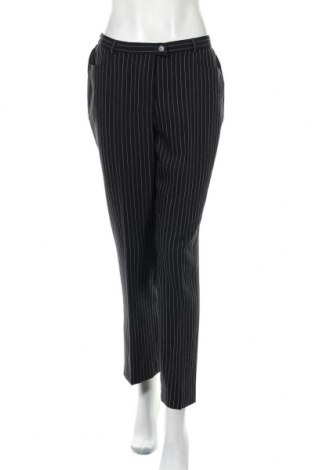 Дамски панталон Collection Chalice, Размер M, Цвят Черен, 8% полиестер, 2% вискоза, Цена 7,35лв.