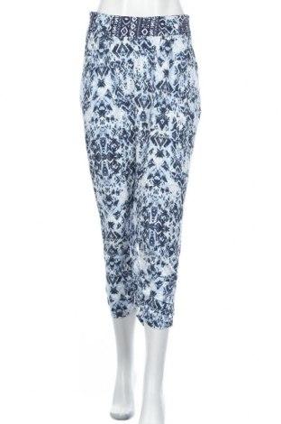 Дамски панталон Crossroads, Размер L, Цвят Многоцветен, Вискоза, Цена 8,82лв.