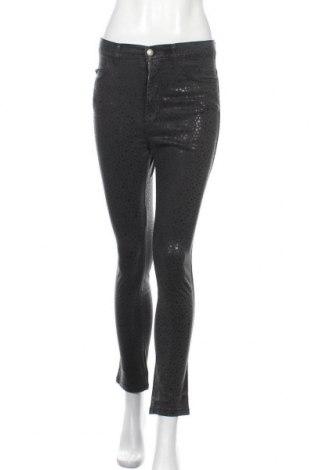 Pantaloni de femei Denny Rose, Mărime M, Culoare Negru, 63% lyocell, 36% bumbac, 3% elastan, Preț 50,89 Lei