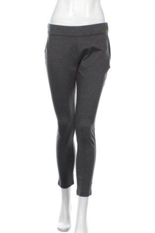 Дамски панталон Eddie Bauer, Размер M, Цвят Сив, 42% памук, 28% модал, 26% полиамид, 4% еластан, Цена 7,35лв.
