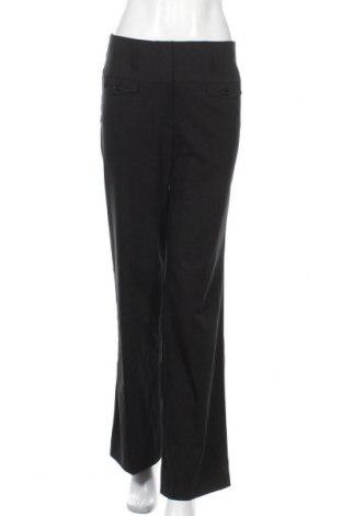 Дамски панталон H&M, Размер M, Цвят Черен, 62% полиестер, 33% вискоза, 5% еластан, Цена 7,92лв.