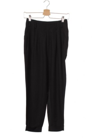 Дамски панталон H&M Conscious Collection, Размер XXS, Цвят Черен, Цена 7,35лв.