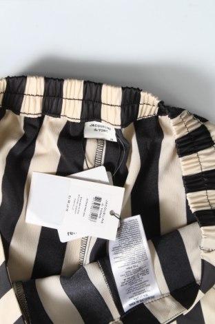 Дамски панталон Jacqueline De Yong, Размер M, Цвят Екрю, Полиестер, Цена 9,31лв.