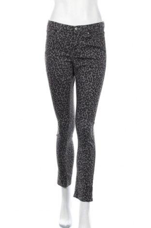 Дамски панталон Janina, Размер S, Цвят Сив, 98% памук, 2% еластан, Цена 5,78лв.
