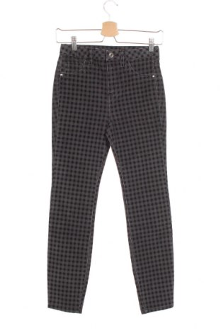Дамски панталон Lefties, Размер XS, Цвят Сив, 98% памук, 2% еластан, Цена 13,60лв.