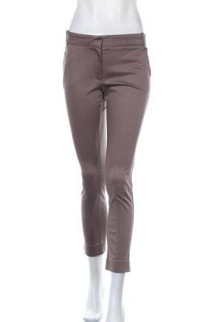 Дамски панталон Mango, Размер S, Цвят Кафяв, Цена 9,56лв.