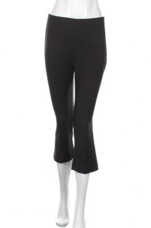 Дамски панталон Mango, Размер S, Цвят Черен, 55% памук, 42% полиестер, 3% еластан, Цена 6,37лв.