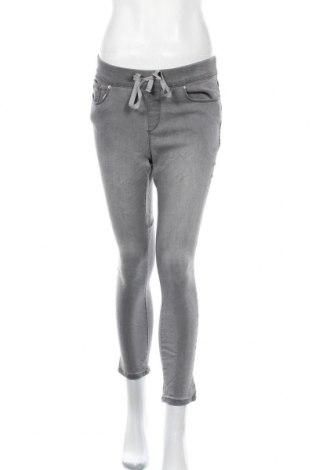Дамски панталон Martha Stewart, Размер S, Цвят Сив, 64% памук, 35% полиестер, 1% еластан, Цена 8,09лв.