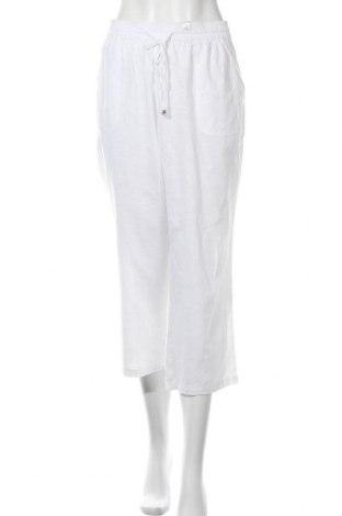 Дамски панталон Millers, Размер XL, Цвят Бял, Памук, Цена 10,24лв.