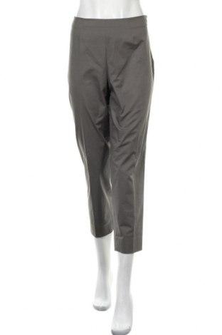 Дамски панталон Piazza Sempione, Размер M, Цвят Сив, Цена 30,01лв.