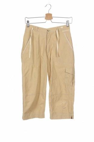 Дамски панталон Quechua, Размер XS, Цвят Бежов, Цена 3,00лв.