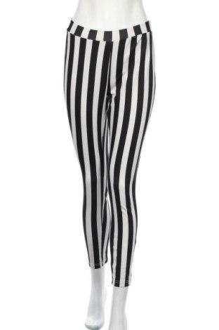 Дамски панталон SHEIN, Размер S, Цвят Черен, 95% полиестер, 5% еластан, Цена 6,83лв.