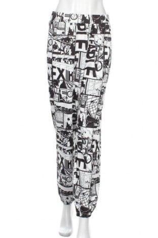 Дамски панталон SHEIN, Размер M, Цвят Черен, 95% полиестер, 5% еластан, Цена 28,35лв.