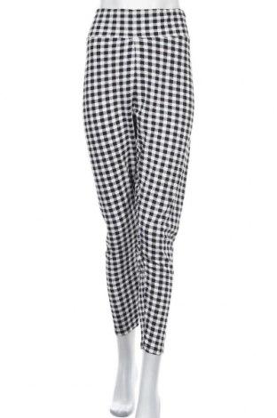 Дамски панталон SHEIN, Размер XL, Цвят Черен, 95% полиестер, 5% еластан, Цена 11,34лв.