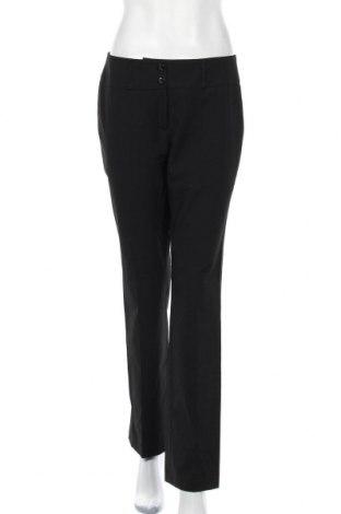 Дамски панталон Sir Oliver, Размер M, Цвят Черен, 62% полиестер, 33% вискоза, 5% еластан, Цена 7,02лв.